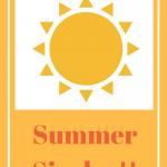 Summer Sizzler 2018